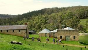 The Morialta Barns