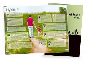 Walking-SA-Annual-Report-2013-14-promo-cover