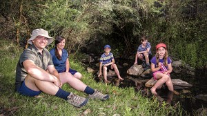 5 Ordinary People hiking the Heysen Trail