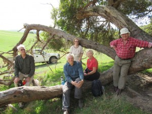 Fifteen Years of Assisting with Maintenance on the Heysen Trail