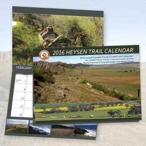 Pre-Order now – 2016 Heysen Trail Calendar