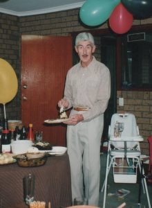 Vale Jamie Sheppard, past President of Friends of the Heysen Trail