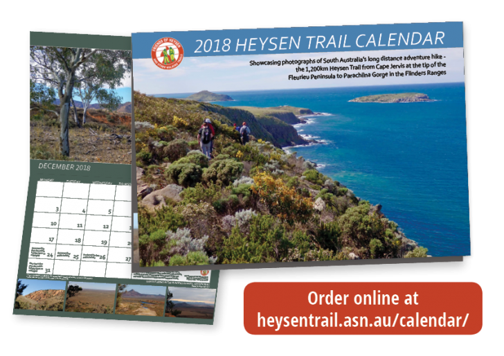 The Friends 2018 Calendar 'early bird offer' ends this Friday.