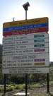 Dynamic signs provide up-to-date road status