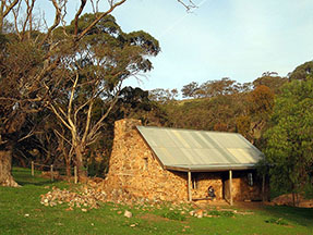 Huts & Camping the Heysen Trail