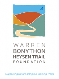 Warren Bonython Heysen Trail Foundation logo