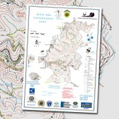Black Hill Conservation Park topographic map cover