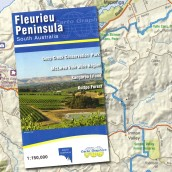 Fleurieu Peninsula map cover