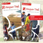 Heysen Trail new September 2014 map sheets
