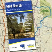 Mid North map cover