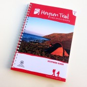 Southern Guide Heysen Trail official guidebook cover