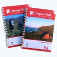 official Heysen Trail guidebooks cover