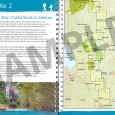 sample of Heysen Trail Northern Guidebook - 1, overview