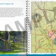 sample of Heysen Trail Nothern Guidebook - 3, map