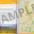 sample of Heysen Trail Southern Guidebook - 1, overview