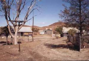 Umberatana Station