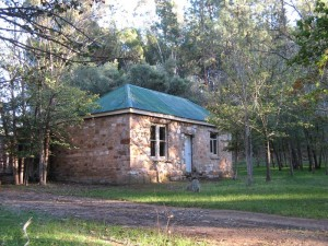 Reminder of a change to the Heysen Trail in the former Bundaleer Forest.