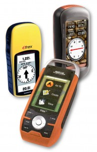 Using a GPS on a Hike