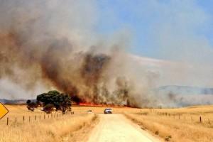 Heysen Trail closure dates over the 2020-2021 Fire Danger Season