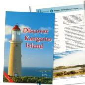 Discover Kangaroo Island - book cover