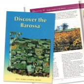 Discover the Barossa - book cover