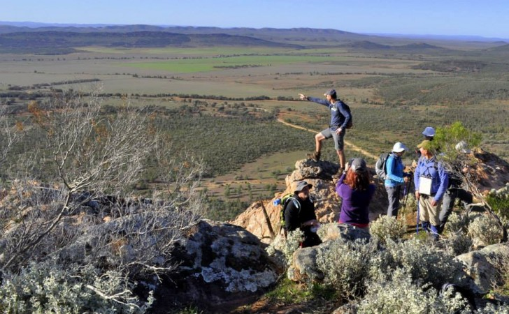 End-to-End 5 group to finish Heysen Trail in August