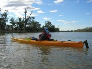 David Rattray's latest project is his aim to kayak the River Murray from source to sea