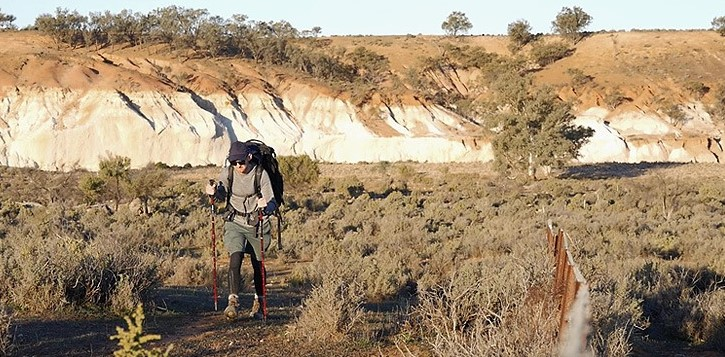 The Friends welcome Joshua West as a new Ambassador for the Heysen Trail.