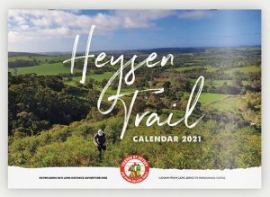 Friends of the Heysen Trail 2021 calendar available for order now. Only $12!