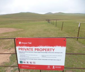 Trail care – the Heysen Trail needs our attention