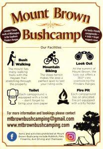 Mount Brown Bush Camp